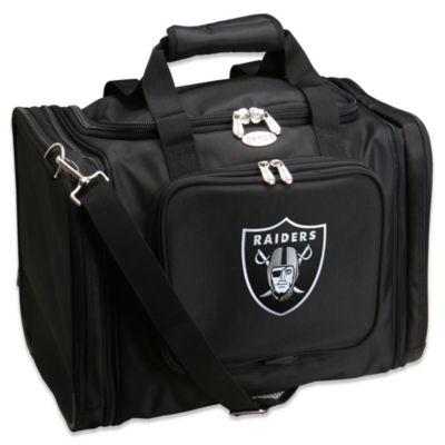 NFL Oakland Raiders 22-Inch Black Travel Duffel