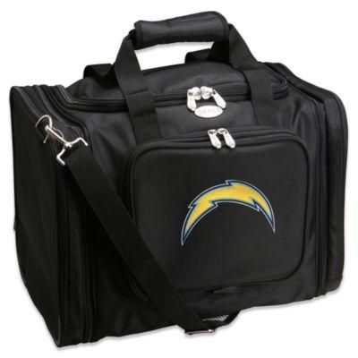 NFL San Diego Chargers 22-Inch Black Travel Duffel