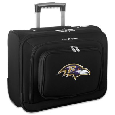 NFL Baltimore Ravens 14-Inch Laptop Overnighter