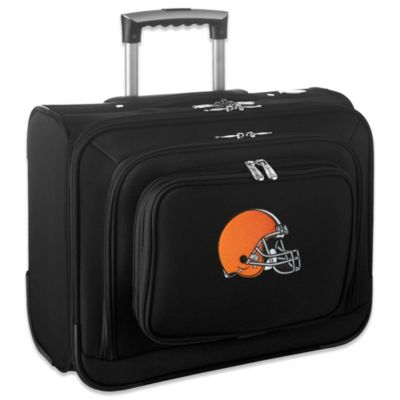 NFL Cleveland Browns 14-Inch Laptop Overnighter