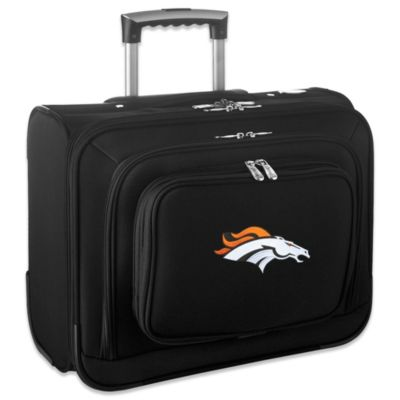 NFL Denver Broncos 14-Inch Laptop Overnighter