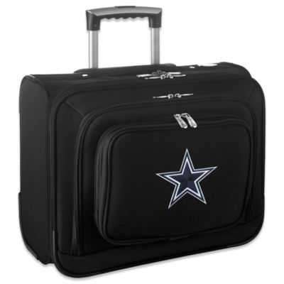 NFL Dallas Cowboys 14-Inch Laptop Overnighter