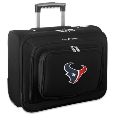 NFL Houston Texans 14-Inch Laptop Overnighter