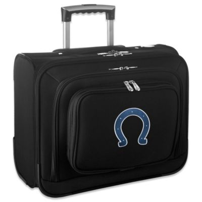 NFL Indianapolis Colts 14-Inch Laptop Overnighter