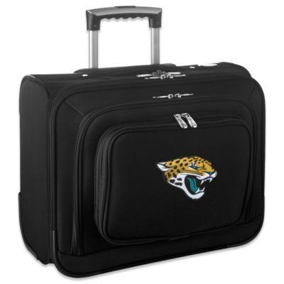 NFL Jacksonville Jaguars 14-Inch Laptop Overnighter
