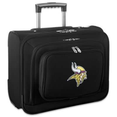 NFL Minnesota Vikings 14-Inch Laptop Overnighter