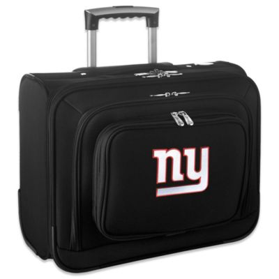 NFL New York Giants 14-Inch Laptop Overnighter