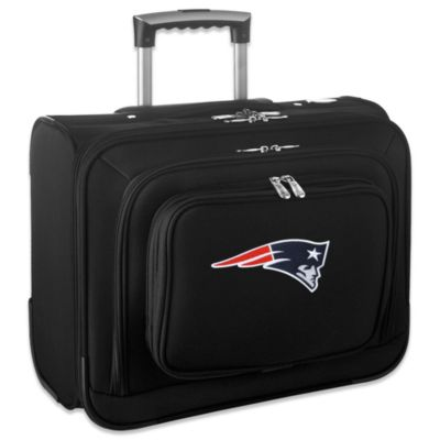 NFL New England Patriots 14-Inch Laptop Overnighter