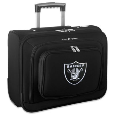 NFL Oakland Raiders 14-Inch Laptop Overnighter