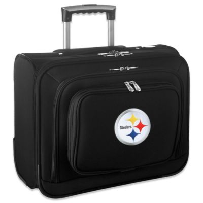 NFL Pittsburgh Steelers 14-Inch Laptop Overnighter