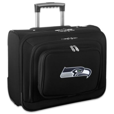 NFL Seattle Seahawks 14-Inch Laptop Overnighter