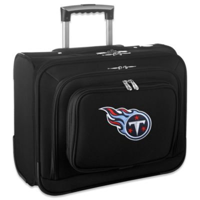 NFL Tennessee Titans 14-Inch Laptop Overnighter