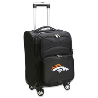 NFL Denver Broncos 20-Inch Carry On Spinner
