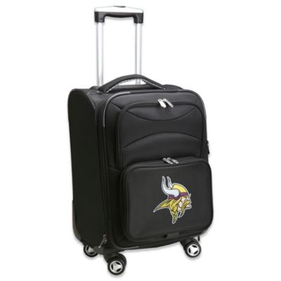 Minnesota Vikings 20-Inch Carry On Spinner