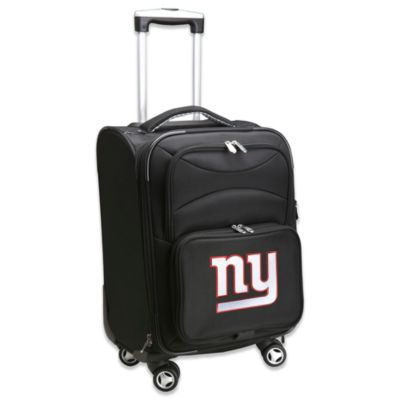 NFL New York Giants 20-Inch Carry On Spinner