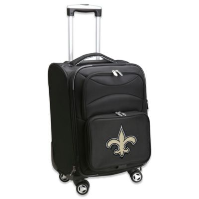 NFL New Orleans Saints 20-Inch Carry On Spinner