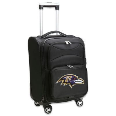 NFL Baltimore Ravens 20-Inch Carry On Spinner