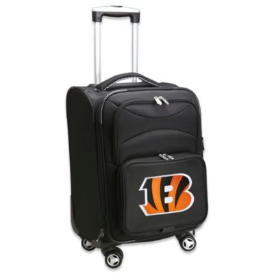 Cincinnati Bengals 20-Inch Carry On Spinner