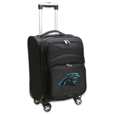 NFL Carolina Panthers 20-Inch Carry On Spinner