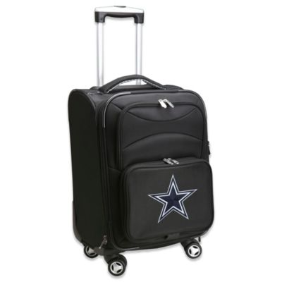 NFL Dallas Cowboys 20-Inch Carry On Spinner