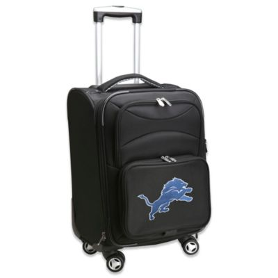 NFL Detroit Lions 20-Inch Carry On Spinner