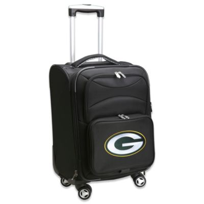 Green Bay Packers 20-Inch Carry On Spinner