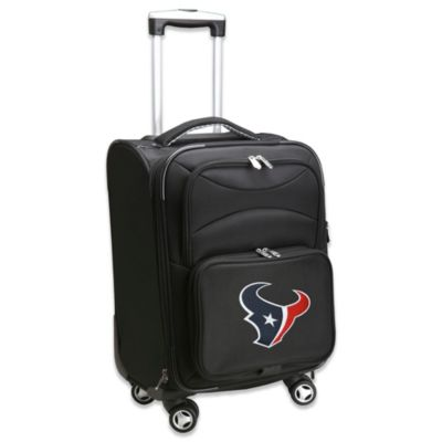 NFL Houston Texans 20-Inch Carry On Spinner