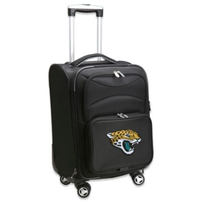 NFL Jacksonville Jaguars 20-Inch Carry On Spinner