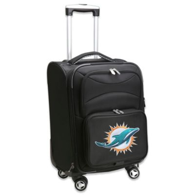 Miami Dolphins 20-Inch Carry On Spinner