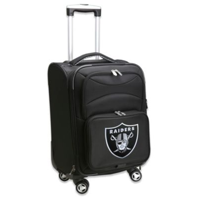 Oakland Raiders 20-Inch Carry On Spinner