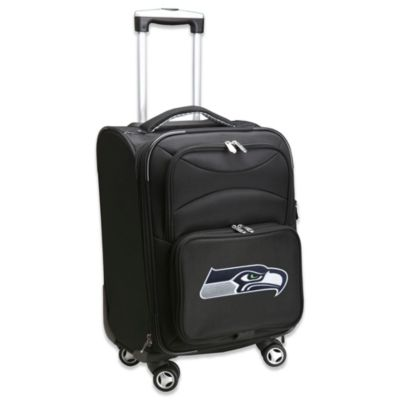 NFL Seattle Seahawks 20-Inch Carry On Spinner