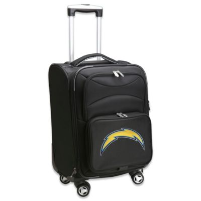 NFL San Diego Chargers 20-Inch Carry On Spinner