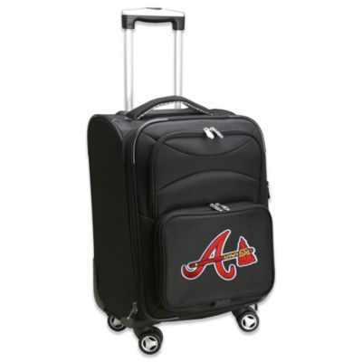 MLB Atlanta Braves 20-Inch Carry On Spinner