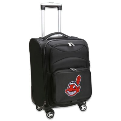 Cleveland Indians 20-Inch Carry On Spinner