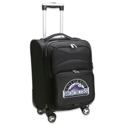 MLB Colorado Rockies 20-Inch Carry On Spinner