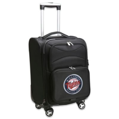 MLB Minnesota Twins 20-Inch Carry On Spinner