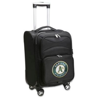 MLB Oakland Athletics 20-Inch Carry On Spinner