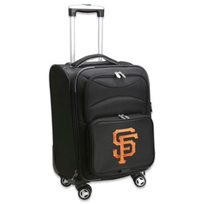 MLB San Francisco Giants 20-Inch Carry On Spinner
