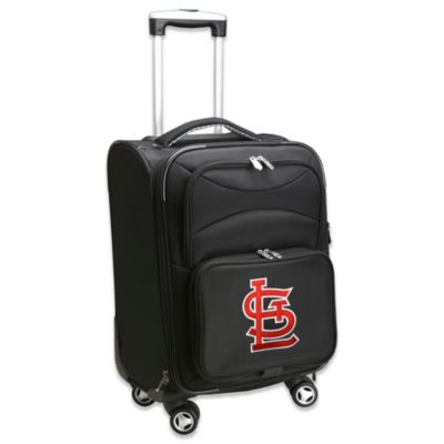 MLB St. Louis Cardinals 20-Inch Carry On Spinner