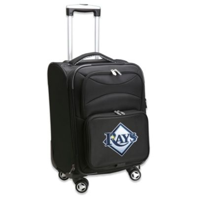 MLB Tampa Bay Rays 20-Inch Carry On Spinner