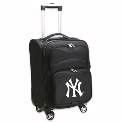 MLB New York Yankees 20-Inch Carry On Spinner