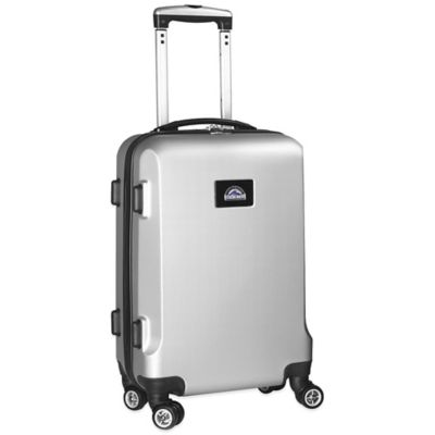 Colorado Rockies 20-Inch Hardside Carry On Spinner