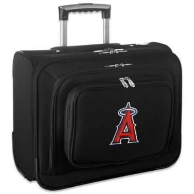 MLB Los Angeles Angels 14-Inch Laptop Overnighter