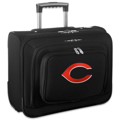 MLB Cincinnati Reds 14-Inch Laptop Overnighter
