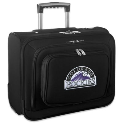 MLB Colorado Rockies 14-Inch Laptop Overnighter