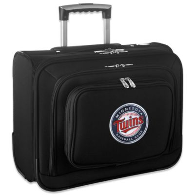 MLB Minnesota Twins 14-Inch Laptop Overnighter