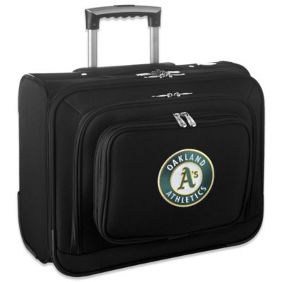 MLB Oakland Athletics 14-Inch Laptop Overnighter