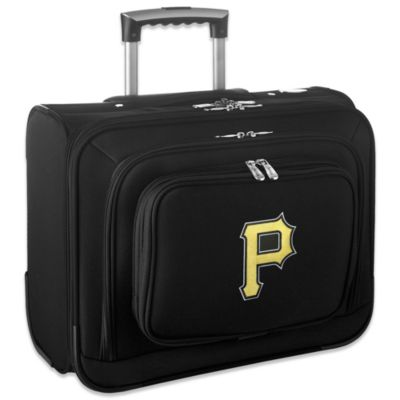 MLB Pittsburgh Pirates 14-Inch Laptop Overnighter