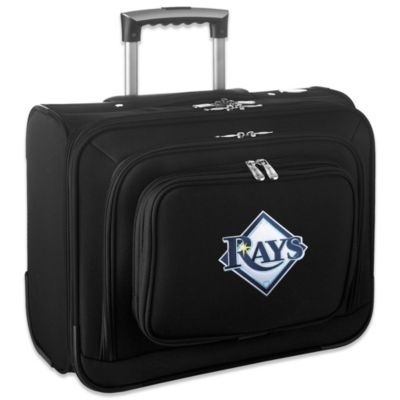 MLB Tampa Bay Devil Rays 14-Inch Laptop Overnighter