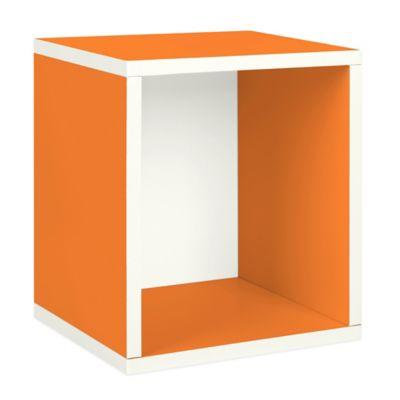 Orange Storage Cubes
